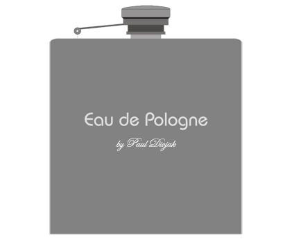 Eau de Pologne Flask