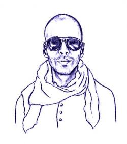 Zeichnung Karin Fasching