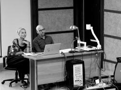 Artists Talk - Müller & Divjak