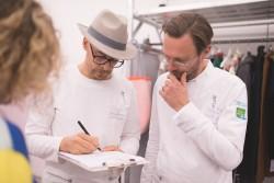 Geruchsanalyse: Paul Divjak & Alexander Ehrmann